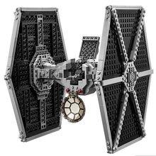 Новая звезда красный галстук боец микробойцы войны подъем строительные блоки Скайуокера Звездные войны 75240 игрушки(China)