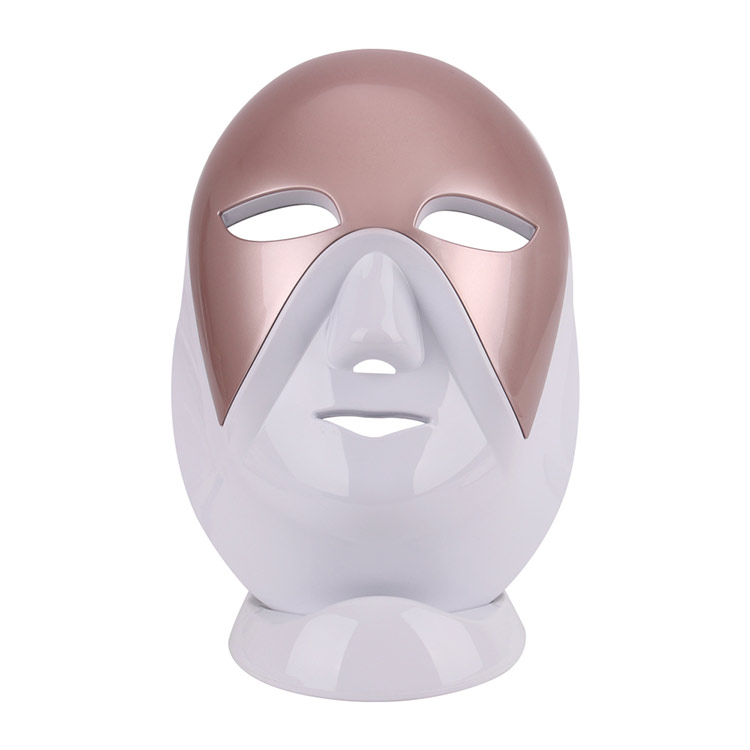 Photon Skin Rejuvenation LED Facial Mask display