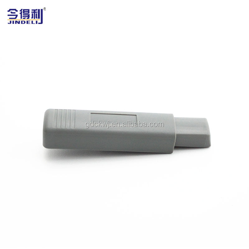 Wholesale furniture hardware parts door buffers soft close hinge door plastic dampers