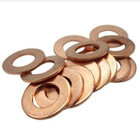 Metric Solid Copper Sealing Washer DIN 7603A Copper Washer