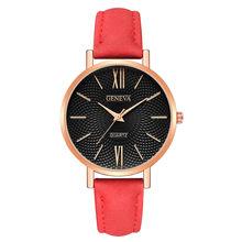 Лидер продаж, женские наручные часы, модные роскошные женские кварцевые часы с простым циферблатом, Часы Relogio Feminino, популярные деловые часы(Китай)