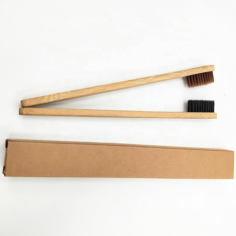 OEM eco friendly biodegradable <strong>bamboo</strong> travel wooden toothbrush for kids and adults