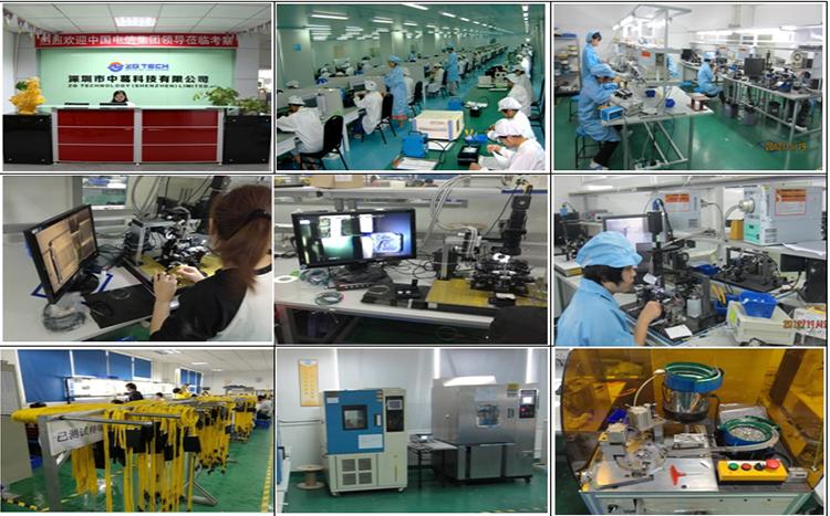 5G ekipmanları plastik ABS 4CH 1510 1530 1550 1570nm Fiber optik CWDM hiçbir konnektör veri merkezi için