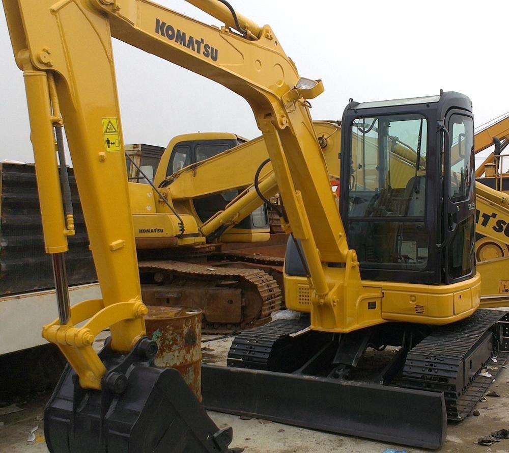 Used Komatsu PC50MR Excavator/Used Komatsu PC50MR /good machine/low price for sale