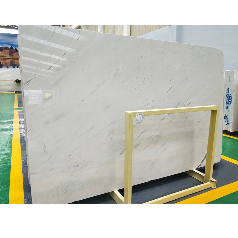 Popular natural Greece white sivec marble