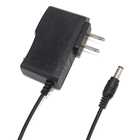 SMPS-12W-E012 US Plug Wall Power Adapter 12V 1A AC to DC Regulated Adaptor Switching Power Supply for CCTV System