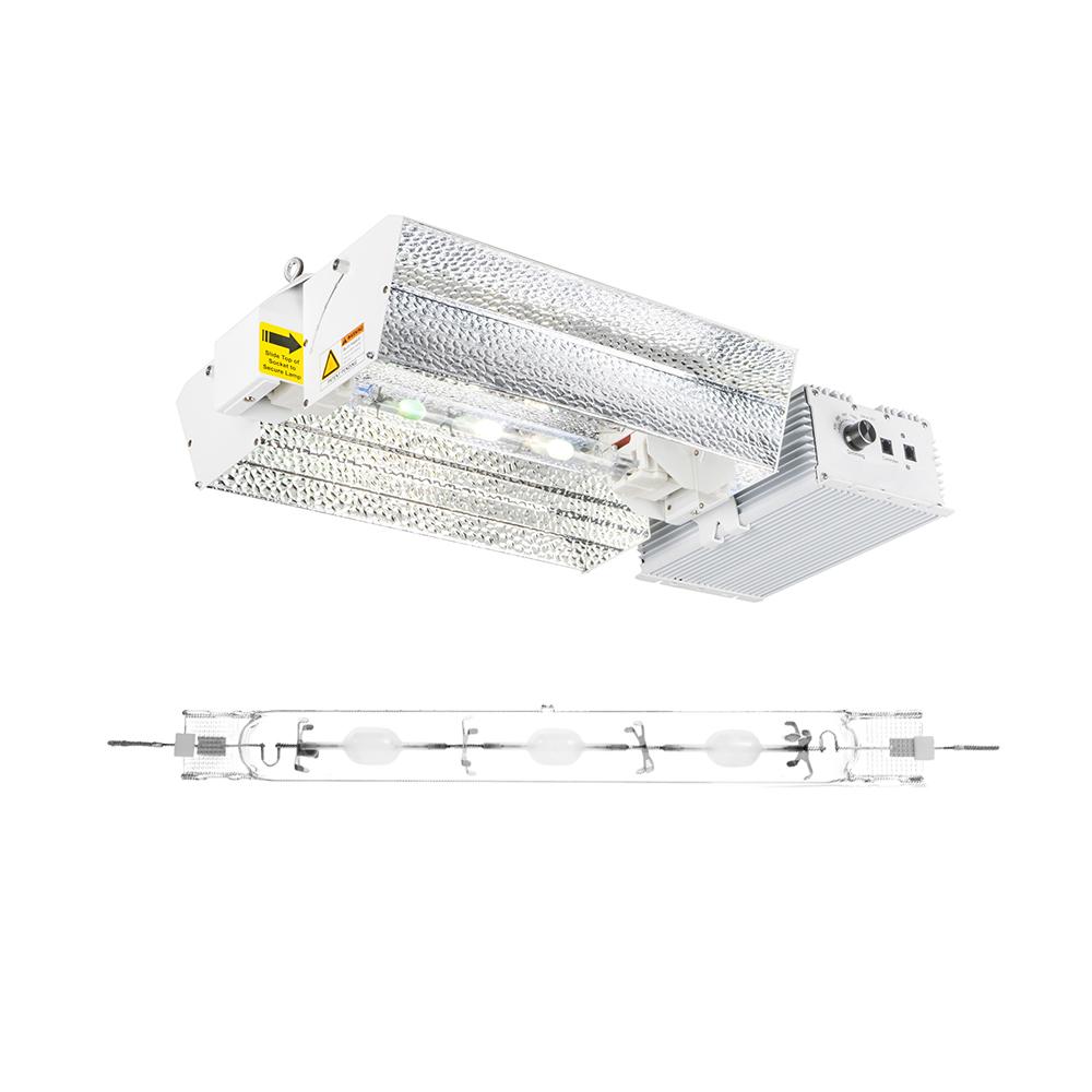Marka yeni Metal halide 945w lamba CMH ampul çift uçlu DE CMH ışık sera seçin