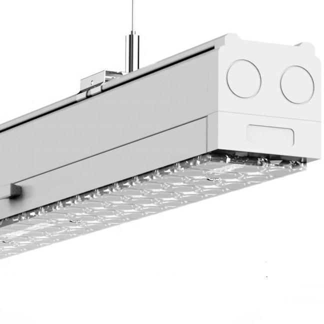 IP54 LED linear light 150lm/w for the industrial project solution