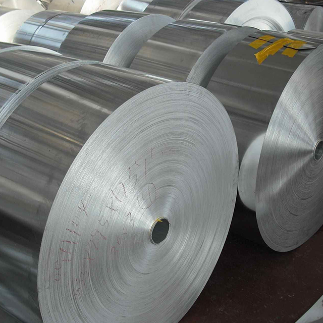 High Quality Anodized thin metal Aluminum Strip Tape for License Plate