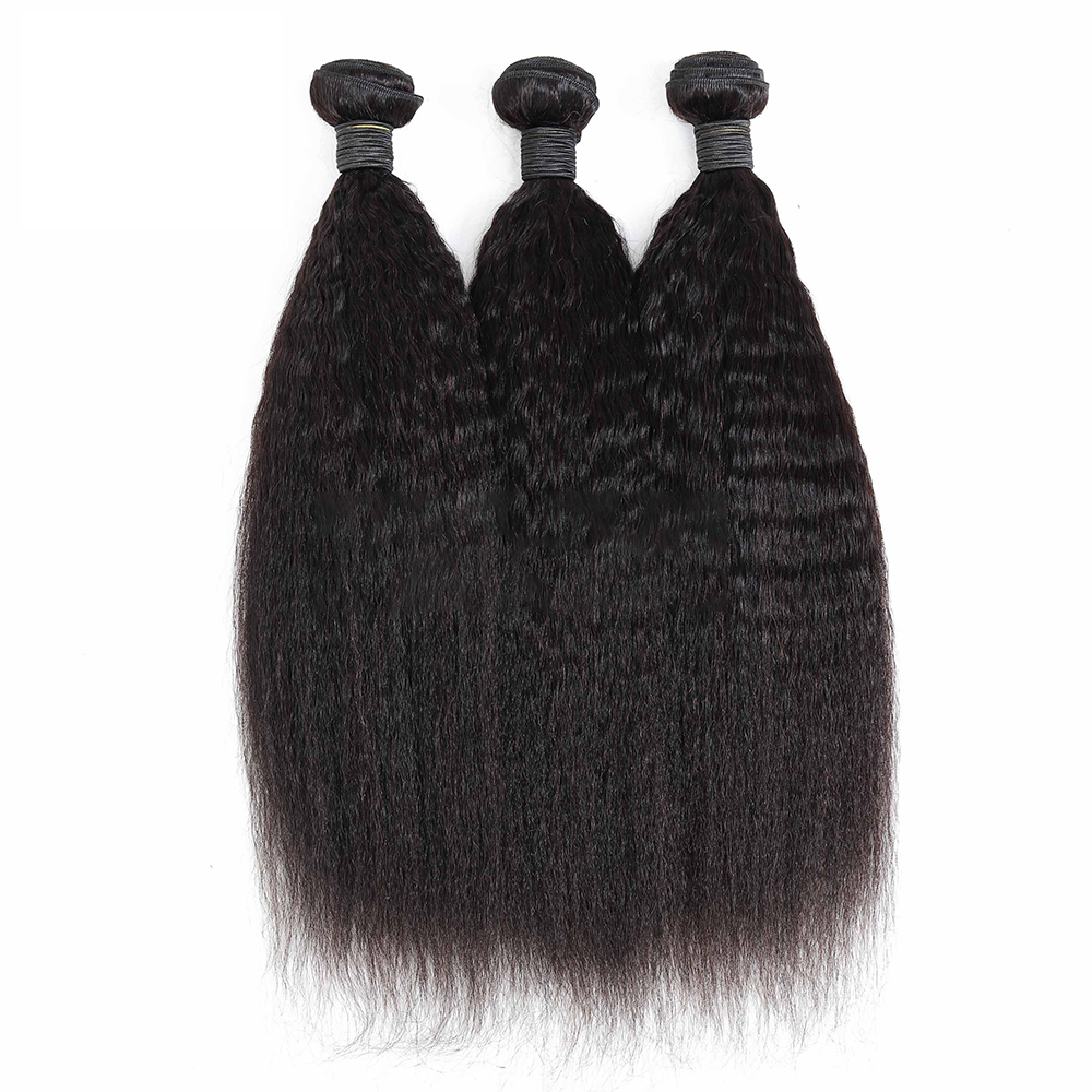 <strong>virgin</strong> <strong>Brazilian</strong> <strong>Hair</strong> kinky Straight 8A Grade <strong>Bundles</strong> Weave Natural Color 100% Unprocessed Human <strong>Hair</strong>