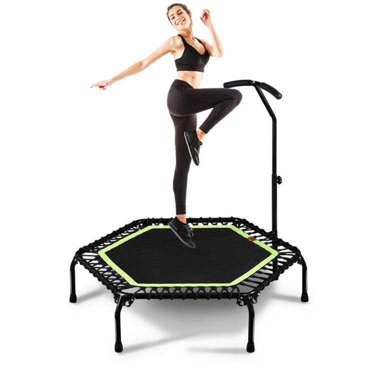 คุณภาพสูงฟิตเนส mini indoor inflatable bungee trampoline park