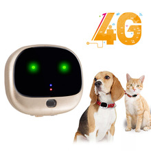 4G Huisdieren Smart Mini <span class=keywords><strong>GPS</strong></span> Tracker Anti-verloren Waterdichte Bluetooth Tracer Voor Pet Hond Kat Kids real time trackers Finder Apparatuur
