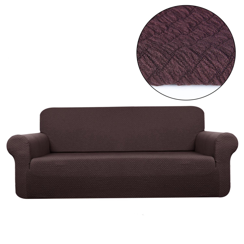 Pronto per la spedizione 2019 di vendita calda stampato stretch cucire divano set di copertura, copridivano divano in tessuto di copertura DOPPIO SEDILE