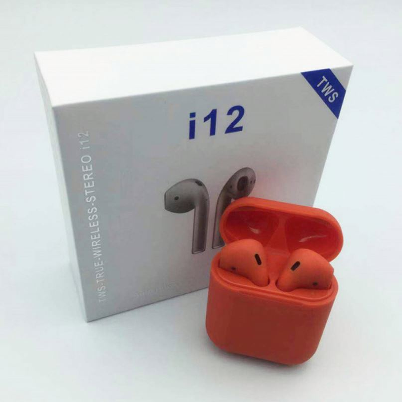 Qi Wireless Touch Dual Side Call Waterproof 5.0 Earphone I11s Tws I10 Headset Headphone I12 <strong>Manufacture</strong>