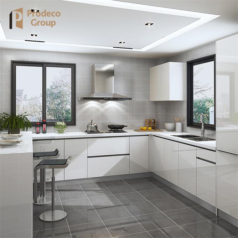 Gaya Skandinavia Australia Lemari Dapur Penjualan Langsung Desain Dapur Modern Desain Dapur Modern