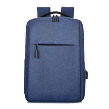Мужской деловой рюкзак для ноутбука 15,6 дюйма с usb-зарядкой, для Macbook, Xiaomi, lenovo, hp, рюкзак с защитой от кражи, дорожная школьная сумка(Китай)