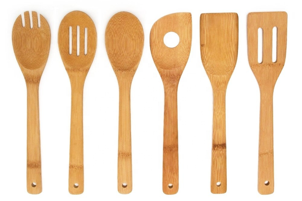 Wholesale-Wood-Bamboo-Salad-Serving-Spoon-And