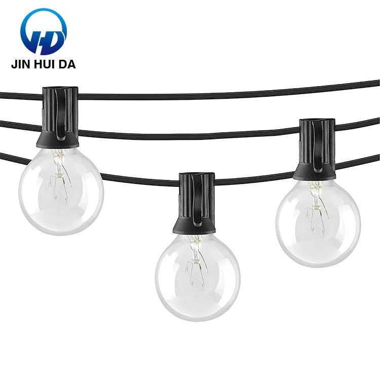China Manufacturer Outdoor LED Christmas String Light