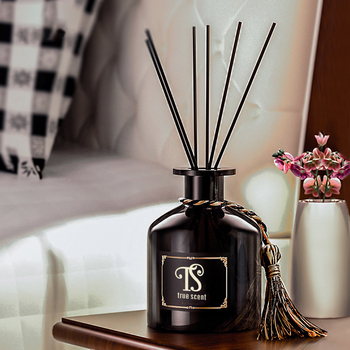 2019 Style Gift Set Aroma Reed Diffuser Home Perfume With Rattan Sticks