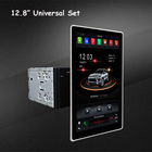 Dvd Player With Multimedia Car Android KD-1280 Klyde Android 9.0 PX6 IPS DVD Car Multimedia Player For Universal With GPS DSP Car Video Audio Car Stereo