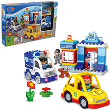 2020 New High Quality Creative Intelligence Children 49 Pieces Of Diy Plastic Abs Building Blocks