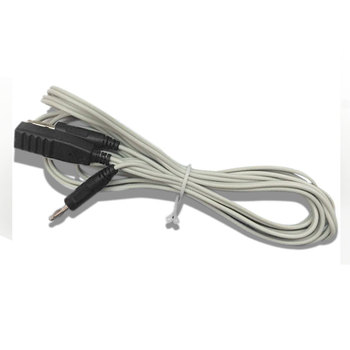 IEC medical equipment Electrosurgical Bipolar Cable Cord Silicon