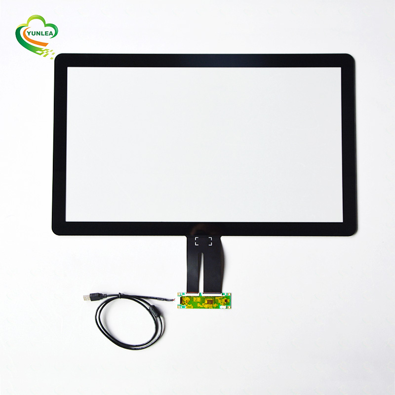 Egalax/ilitek touchscreen 4096X4096 16:9 PCAP multi touch 32 zoll transparent touchscreen für lcd monitor