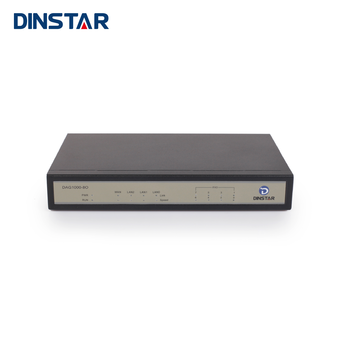 Dinstar Dag PSTN Over Ethernet Analog SIP Suara VoIP FXS FXO Gateway