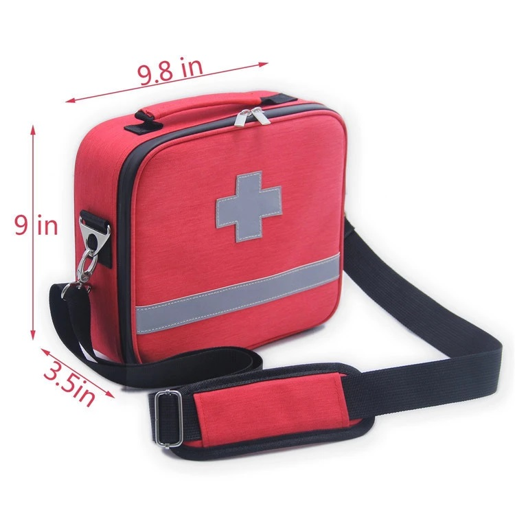 Medical Equipment First Aid Survival kit Survival Skills bag With Supplies for Emergency Medical Care