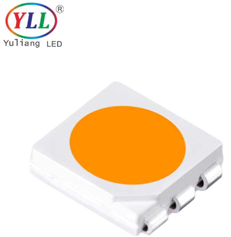 5x Led Chip 3w UV 395-400nm 45mil 120-165lm