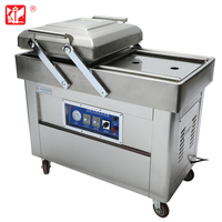 CE Certified Relay Control Double chamber Vacuum Packing Machine