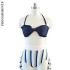 Wholesale Price Swimwear Custom Sexy Swimsuit Women Two Piece Bikini Beachwear