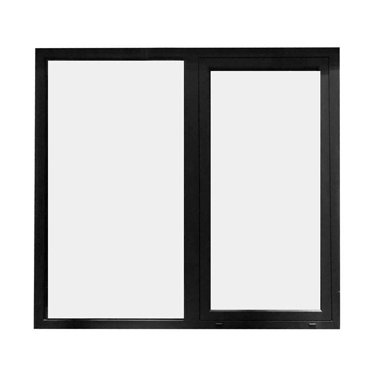 Cheap interior doors aluminum exterior sliding entry glass door system