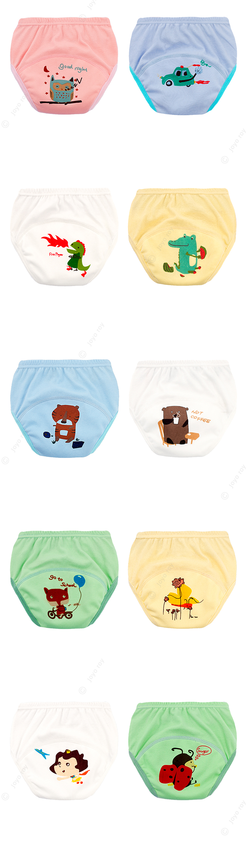 Baby Pants Diaper Reusable Training Pants For Baby