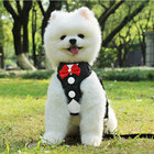 Sport [ Dog Wedding ] Wholesale Dog Shirt Puppy Pet Small Dog Clothes Dog Wedding Bow Tie Suit