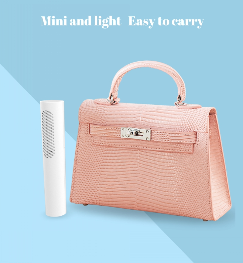 Wholesale USB 5V Chargeable Gel HandHeld Portable UV-C Light Disinfection 5W UV wand