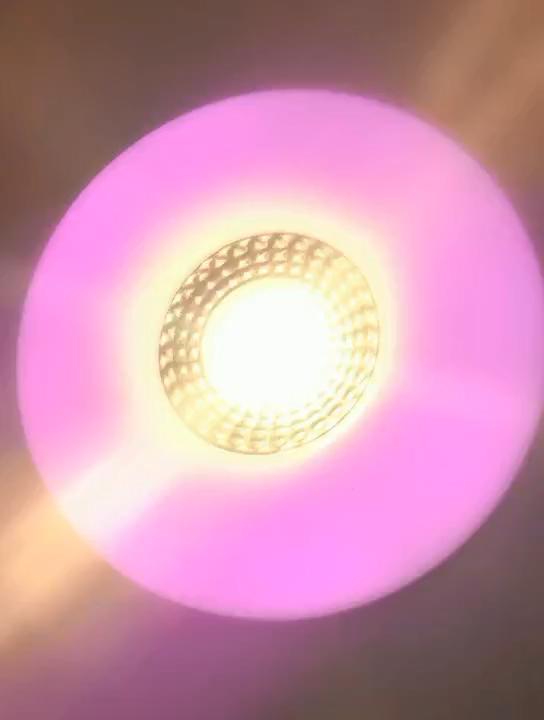 슬림 패널 7 + 7W LED 스포트 라이트