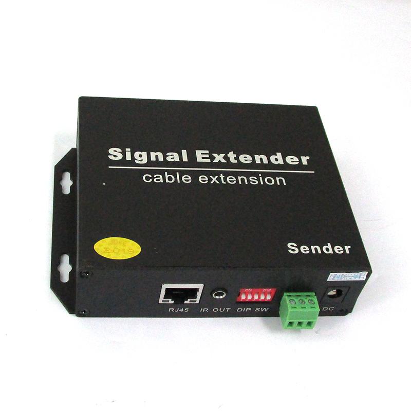 IPHE-120UAS Birectional RS232 IR Điều Khiển 4 USB2.0 Cổng Không Có Độ Trễ 120M 4K RJ45 Cat5e HDMI Switch KVM Extender