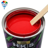 Wholesale price HKS brand 2k color paint car coating