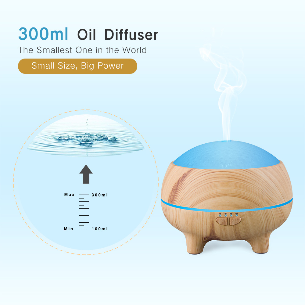 2020 innovating product tabletop wireless speaker humidifier aroma diffuser