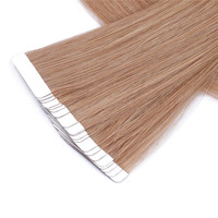 Wholesale Double Drawn tape hair extension