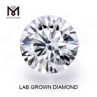 Loose Wholesale Price Per Carat Excellent Brilliant Cut Lab HPHT CVD Synthetic Diamond