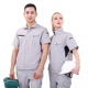 Men safety work uniform and work wear clothes for worker