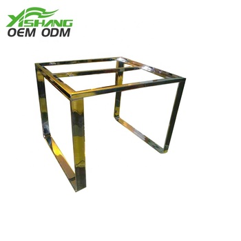 Excellent quality sheet metal table frame enclosure fabrication
