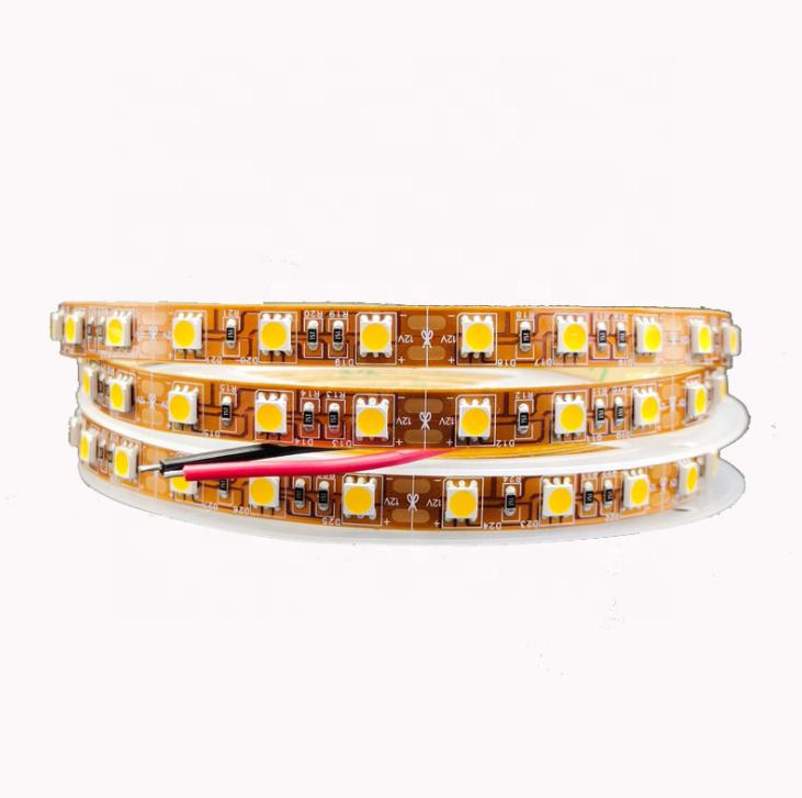Hot Sale Custom 5050 Waterproof Colorful RGB LED Strip Light