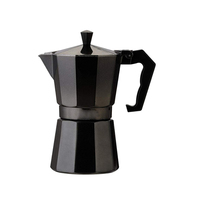 New Design Customized Classical Aluminum Espresso coffee maker Moka Pot