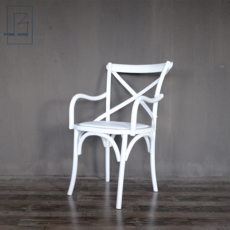 Promotional Top Quality French Style Wooden Velvet Luxury Chair Modern Dining