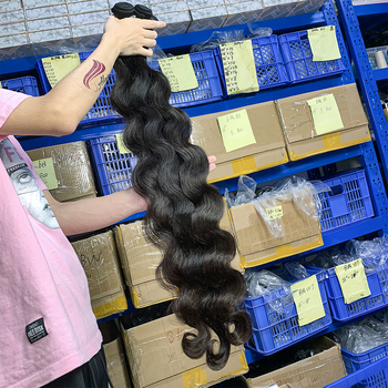 Alimina Unprocessed Brazilian Hair Weave, Top Cuticle Aligned Virgin Remy Hair, Long Lasting 10a Grade Virgin Hair