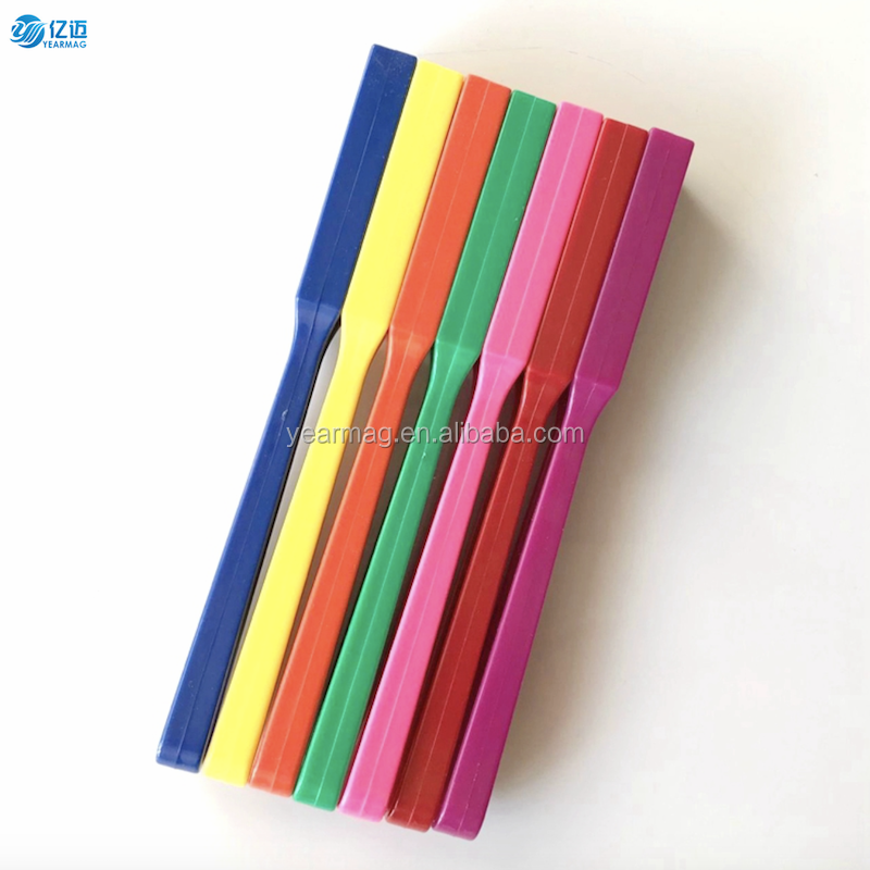 Cheap Price Supply Plastic Teaching Materials Custom Magnetic Wands for School Educational Tools Science Physical Toys