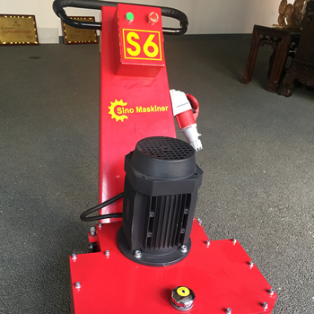 The Pavement Scarifier Machine Using For Concrete ,Electric Scanmaskin Bush Hammer